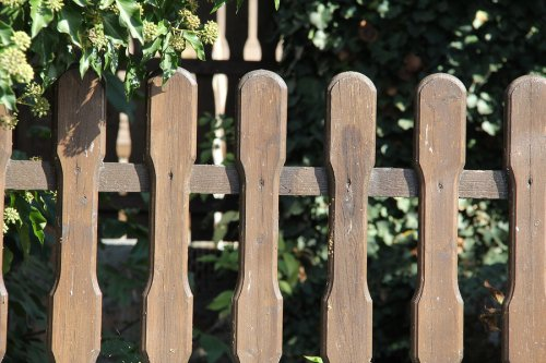 new - fence